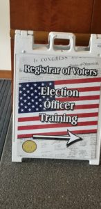 Santa Clara County is looking for poll workers.