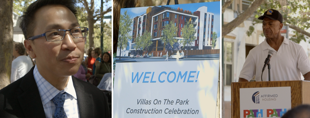Finally, affordable housing for homeless in downtown San Jose
