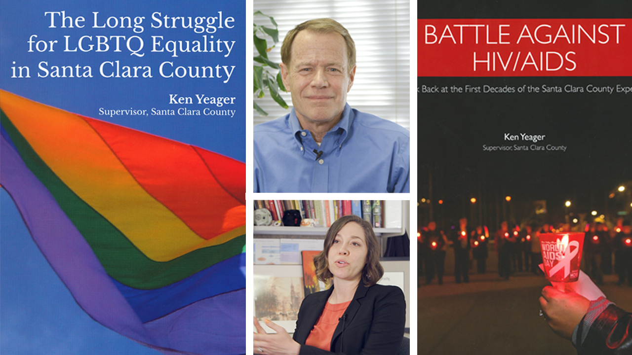 Santa Clara County's LGBTQ Community: Looking Back and Moving Forward