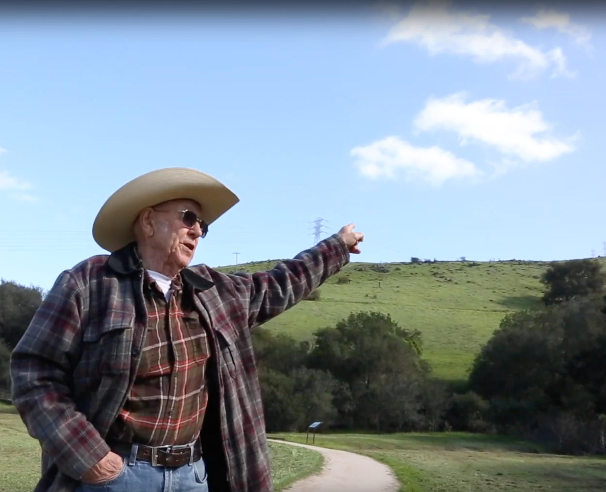 Bernal Ranch: Unlikely cowboy recalls his youth